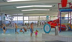 Things to Do in Tasmania with Kids - Launceston Aquatic Centre. Article and photo for www.think-tasmania.com