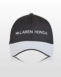 Cap hat #formula one 1 #mclaren honda f1 team new 2015 button & alonso #mp4-30,  View more on the LINK: http://www.zeppy.io/product/gb/2/311649780544/