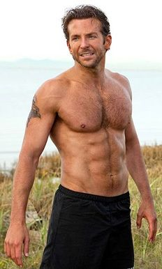 Bradley Cooper #ToplessTuesday