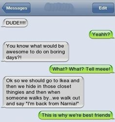 """Funny Text Message Quotes 