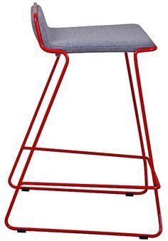 Bleecker Barstool - Modern Barstool Design by Nuans