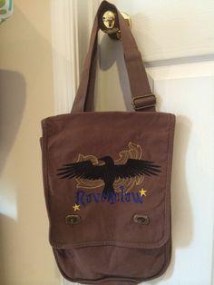 Ravenclaw Messenger Bag January 2017