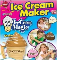 Idea Village Icemag6 Ice Cream Magic - Pack of 3 [Misc.] by Unknown