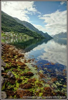 Scenic Hardanger in Norway by fotosphere Images/ Anthony Barnett, via Flickr