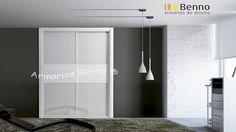 Serie Elite 125 - Perfil Blanco Panel Combinado especial tablero Bubble