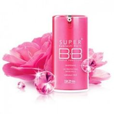 Skin79 Hot Pink BB Cream is awesome. Using it with the BB Pact.