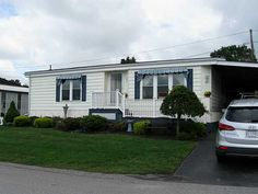 BEST HOME IN THE COMPLEX! MINT CONDITION AND TASTEFULLY DECORATED DOUBLE WIDE…