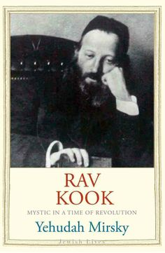 Rav Abraham Isaac Kook (1865-1935) was one of the most influential - and controversial - rabbis of the twentieth century.