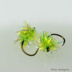 """Floatfisher: Bowerman's """"Steelhead Candy"""" Fly Pattern"""