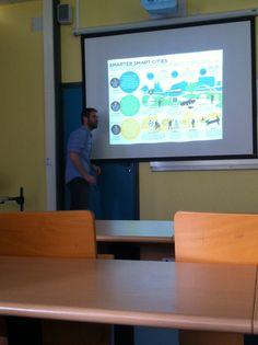#forumBrest Ville numérique ville contributive : la smart city avec Loic Hay