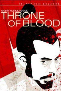 Kurosawa's Throne of Blood (Macbeth)