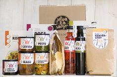 Viva la mamma on Packaging Design Served