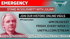 V24.0 (full stream) #FreeJulian livestream roundtable