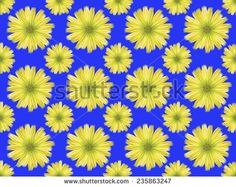 Summer Floral Pattern Wallpaper Optical Illusion - by Craitza  DOWNLOAD IT HERE: http://www.shutterstock.com/pic-235863247/stock-photo-summer-floral-pattern-wallpaper-optical-illusion.html?rid=501709