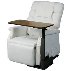 Over Chair Swivel Table.Adjustable Swivel Table For Chair Or Bed Tilting Table Top . Calgary Swivel Relaxer Chair Leather With Foot Stool In. White Cushions, White Sofas, Patio Chairs, Table And Chairs, Tray Tables, Coffee Tables, Laptop Table, Laptop Stand, Overbed Table