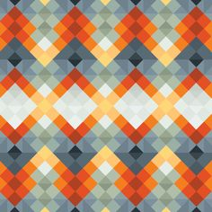 Pattern Collages on Behance