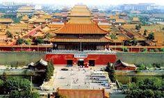 La Città Proibita 故宫博物院, Pechino 北京