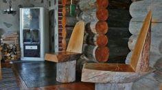 Nordic Adventures log cabin at Salla Civilization, Cabins, Hunting, Bird, Adventure, Home Decor, Decoration Home, Room Decor, Birds