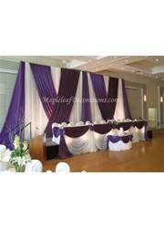 wedding decor package for any banquet hall toronto wedding decorations