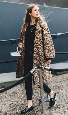 The 3-Piece Winter Outfit Formula Fashion Girls Swear By via @WhoWhatWearUK