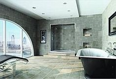 Bathrooms Bachelor Style - UK Home Ideas Bathroom Showers, Bathrooms, Uk Homes, Shower Enclosure, Uk Fashion, Sliding Doors, Modern Bathroom, Minimalist, Ideas