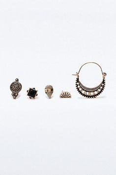 Bohemian '70s Earrings Multi-Pack