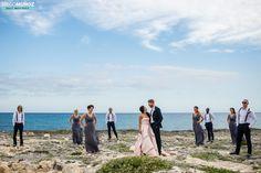 Nice Wedding Party at the Hard Rock Hotel in the Riviera Maya #rivieramayaweddingphotographer