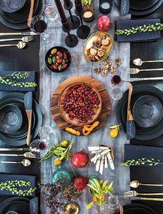8 Ideas Para Preparar Una Linda Mesa Para Una Fiesta | Cut & Paste – Blog de Moda