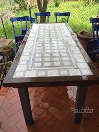 Progetto Tavolo Da Giardino.20 Fantastiche Immagini Su Tavoli Da Giardino In Legno Fai