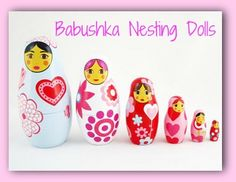 Technically, the correct Russian name for the dolls is Matryoshka. Inaccurate terminologies such as babushka dolls seem to have slowly seeped into the foreign vocabularies, unbeknownst to the Russian creators. Interestingly, babushka is the Russian word for grandmother and has little to do with matryoshkas. A possible connection, perhaps, rests on the generous nature of Russian babushkas, spoiling their grandchildren with toys and, more likely than not, matryoshkas.