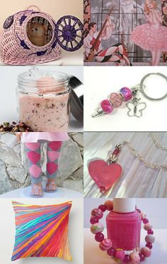 Pink shades by TMP by riagr on Etsy--Pinned with TreasuryPin.com