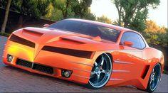 1999 Pontiac GTO Concept