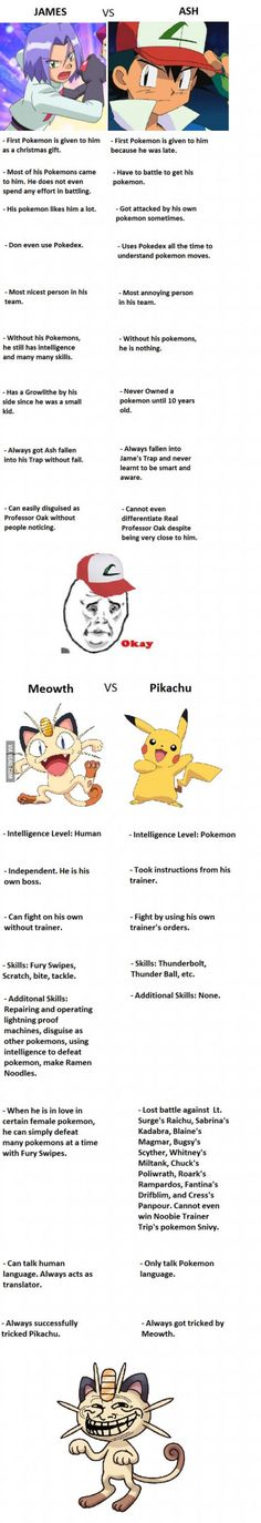 James FTW ;) my favorite character lol and meowth oh and let's not forget Jesse ^.^