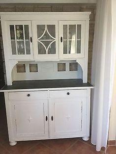 2 teiliges altes k chenbuffet france ros von coming home f r ein sch nes zuhause auf dawanda. Black Bedroom Furniture Sets. Home Design Ideas