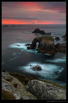 ✮ End of the World - Lands End, Cornwall, England