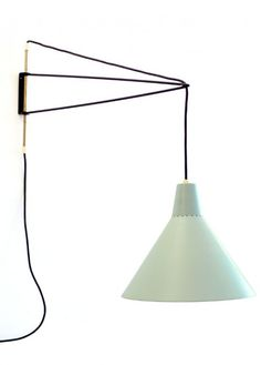 Anvia fifties retro vintage adjustable wall lamp