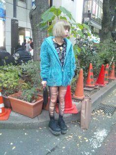 FruitsMag #japanese #fashion