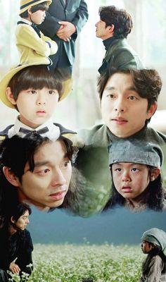 This kid is so cute Kim Go Eun Goblin, Lets Fight Ghost, Best Kdrama, Kdrama 2016, Goblin The Lonely And Great God, Goblin Korean Drama, Kwon Hyuk, Jang Hyuk, Jo In Sung