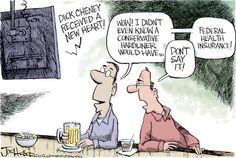 Cheney's Heart