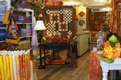 History in the Making at Hickory Stick Quilts in Hannibal, Missouri
