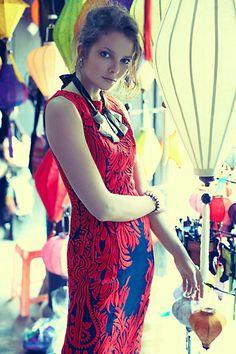 Spicetree dress - By Pankaj & Nidhi- Anthropologie
