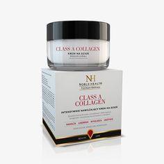 Zdjęcie nutrikosmetyku Krem kolagenowy na dzień - Class A Collagen