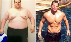Obese man halves his body weight in ten months #DailyMail   These are some of the stories. See the rest @ http://twodaysnewstand.weebly.com/mail-onlinecom or Video's @ http://www.dailymail.co.uk/video/index.html