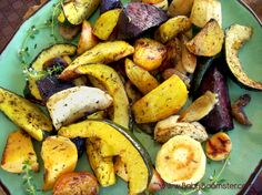 Boomer Real Food Recipes | Roasted Root Vegetables | Healthy Eating