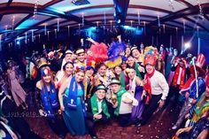 Una boda Mundialista....Y ERA GOL DE YEPES!!!