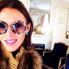 Good Morning Paris! #Westminster #Paris #France #miumiu #michealkors #mk www.thevonhaefen.com @miumiu @hotel_westminster #hotelwestminster