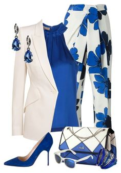 Designer Clothes, Shoes & Bags for Women Business Casual Outfits, Chic Outfits, Fashion Outfits, Womens Fashion, Work Fashion, Daily Fashion, Fashion Looks, Looks Style, My Style