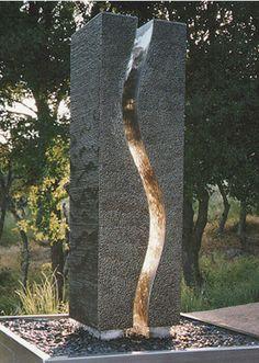 loversweb Archie Held water sculpture