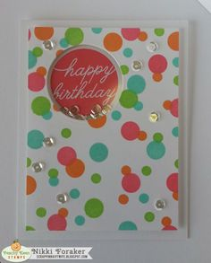 Scrappin' Navy Wife: Shaker card