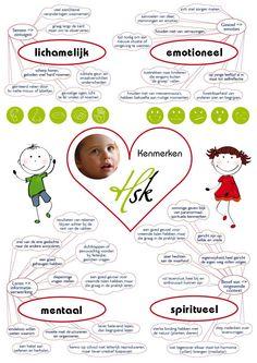 Kenmerken van hoogsensitieve kinderen